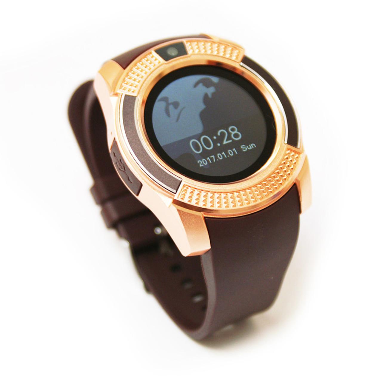 Умные часы (Smart Watch) V8 Gold