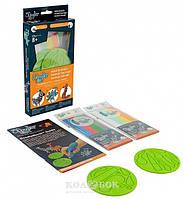 Набор аксессуаров для 3D-ручки 3Doodler Start - Дикие Животные 48 стержней, 2 шаблона
