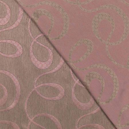 Ткань для штор сатен жаккардовый 536148