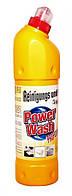 Універсальний засіб для видалення накипу Power Wash лимон (жовтий) 750 мл