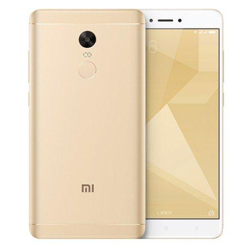 Смартфон Xiaomi Redmi Note 4 3/32GB Global Version (Gold)
