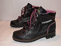 Esprit_Стильные женские ботинки из Германии 41р ст.26,5см H83