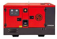 Дизельный генератор Chicago Pneumatic CPDG от 7,2 кВт до 160 кВт
