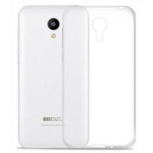 Силиконовый чехол Meizu M5s