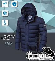 Модная куртка с логотипом Braggart