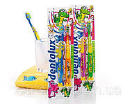 Детские зубные щетки Dentalux 2 шт