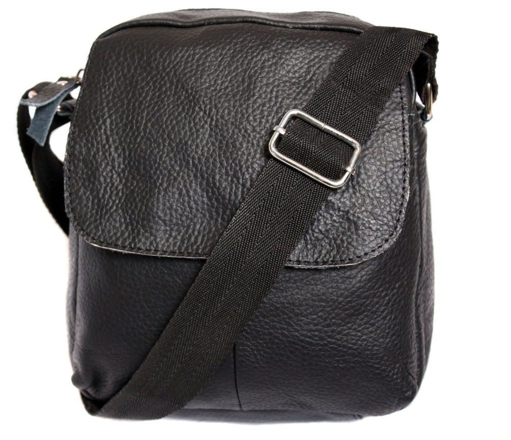 Кожаная мужская сумка 139975