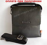 Мужская кожаная сумка, барсетка под бренд Polo Jeep REFORM купить