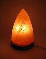 Соляная лампа (19х11,5х11,5 см) Гималайская соль