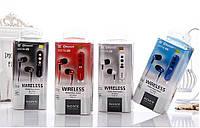 Беспроводные вакуумные Наушники Sony Wireless bluetooth DRC-BTN40K