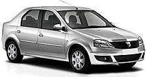 Лобовое стекло Dacia Logan 2005-2012