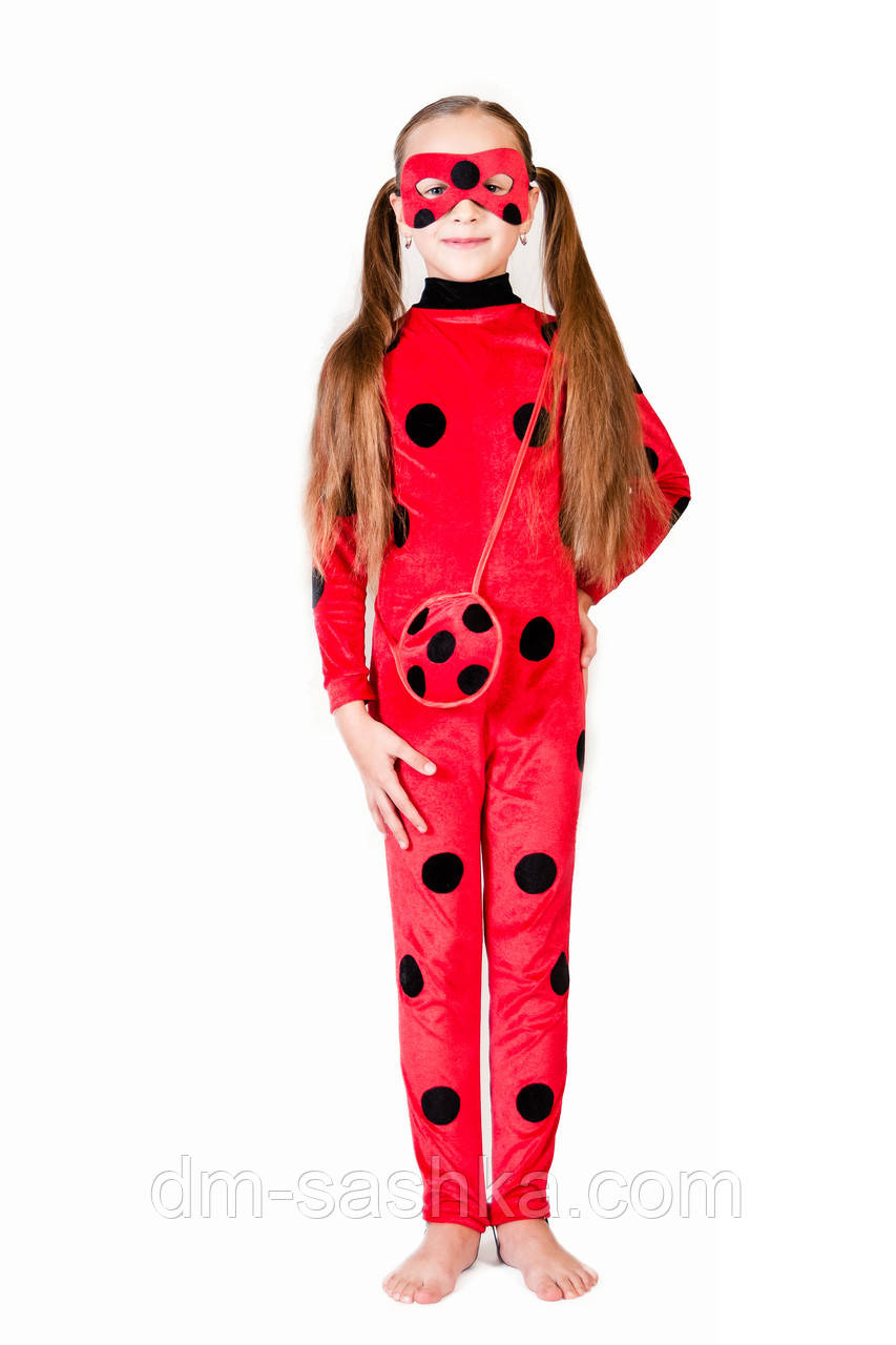 fc35e582efd0 Костюм Леди Баг - Интернет-магазин «Детская мода «Сашка». Фабричная школьная