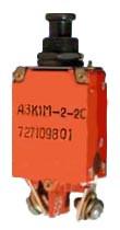 Автомат защиты сети АЗК1М-2-2С