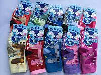 Махровые детские носки с тормозами S Бамбук