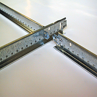 Профиль потолочный MIWI L=3,6m