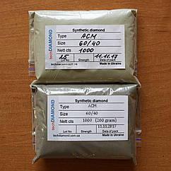 Синтетичні алмазні мікропорошки АСМ 60/40