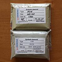 Синтетические алмазные микропорошки АСМ 28/20