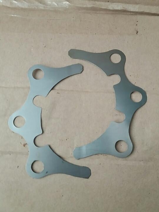 Прокладка регул.52-2308038  корпуса конической пары ПВМ (В=0,5 мм) МТЗ-80-950