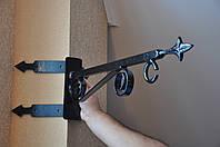 Угловой декоративный кронштейн для кашпо  КСУ-1