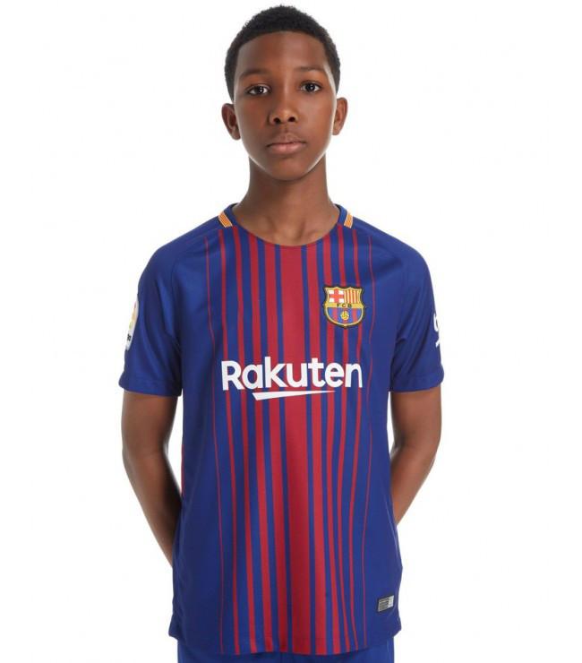 """Футбольная форма """"Барселона"""" 2017-2018"""