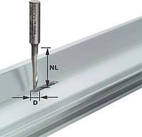 Фреза для обработки сплавов из алюминия HS с хвостовиком 8 мм HS S8 D5/NL23