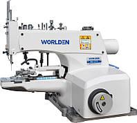 Подшивочная машина однониточного цепного стежка WORLDEN WD-1377D