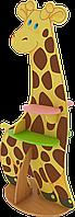 """Стеллаж """"Жираф"""" ( с наклейкой из оракала"""", мебель"""