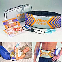 Пояс Вибратон Vibra Tone Super для похудения, фото 3