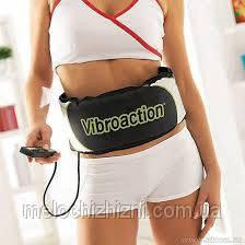 Вибропояс виброэкшн Vibroaction для похудения, фото 2