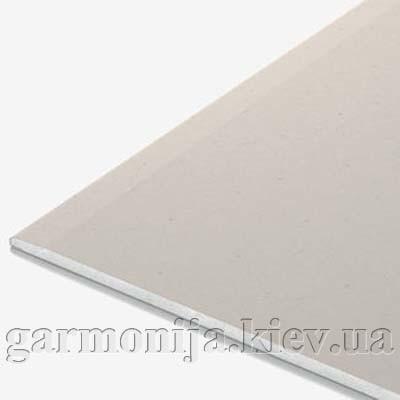 Гипсокартон Knauf потолочный 2500x1200x9.5 мм