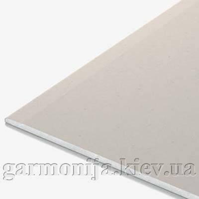 Гипсокартон Knauf потолочный 2500x1200x9.5 мм, фото 2