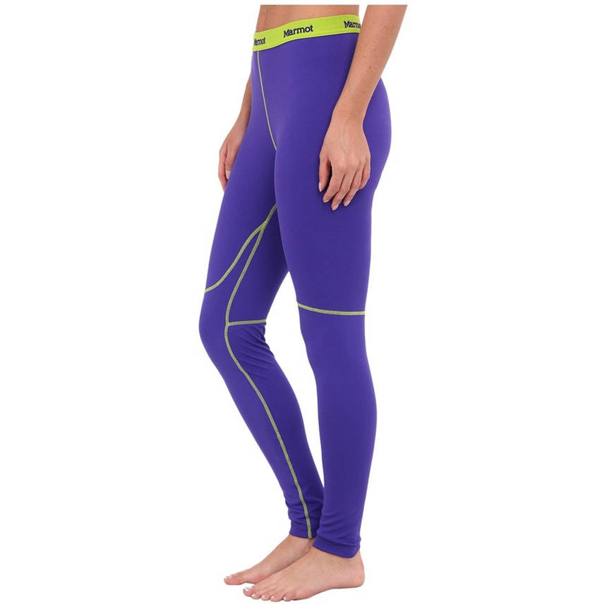 Термоштаны Marmot Wm's ThermalClime Sport Tight  electric blue L, фото 2