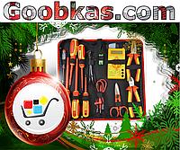Набор инструментов для электриков 30 шт.  extra xt113