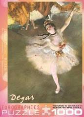 Пазлы картины художников 'Балерина' Эдгар Дега  Eurographics 6000-2033