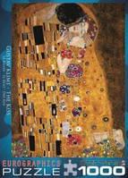 Пазлы картины художников Поцелуй Густав Климт Eurographics 6000-4365