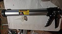 Пистолет для герметиков закрытый (объем трубы 600 мл.)