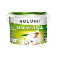 Краска для внутренних и наружных работ Kolorit Universal Eko