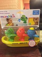 Игрушечный набор для ванной Munchkin Школа рыболовов (12002)