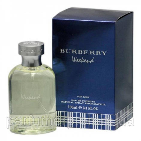 ➤Купить Burberry Weekend Men 100ml c326ab6db14a8