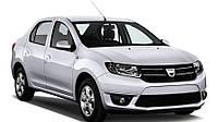 Лобовое стекло Dacia Logan 2012-2017