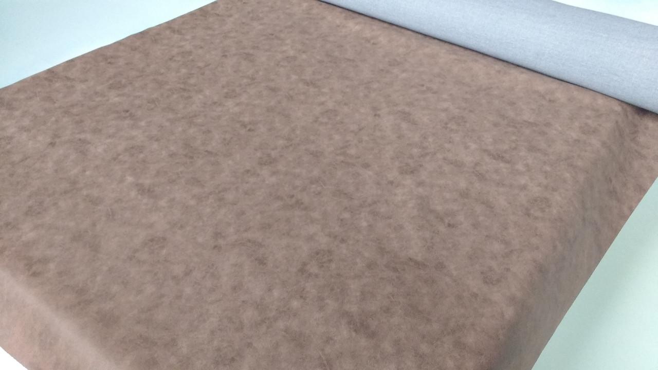 Мебельная проризиненная ткань на диван штучная замша Торро 02
