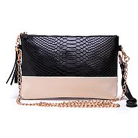 2014 Женская сумочка - клатч из композитной+пу кожи