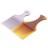 Набор гребней для волос, 2 шт