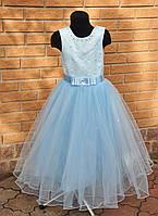 Платье  Бальне ,Пышное ,праздничное  для девочки 7 -10 лет