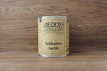 Твёрдое масло для пола (штандоль), Fuβbodenhartöl  750 ml., Kreidezeit