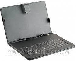 Чехол на планшет KEYBOARD 7  black micro, фото 2