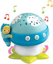 Smoby Музичний проектор Грибочок Cotoons 110109N
