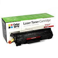 Картридж ColorWay для HP LJ P1505/M1120 (CB436A Premium) (CW-H436P)