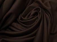Ткань Французский трикотаж Шоколад