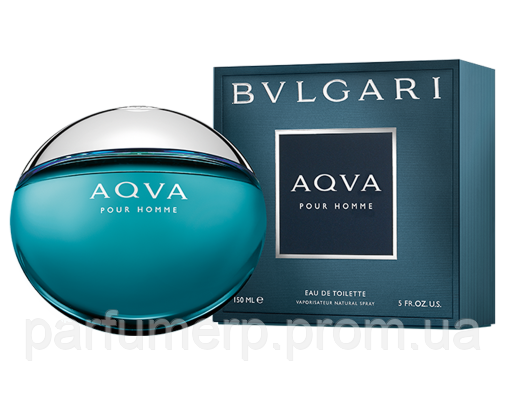 Bvlgari Aqua Men (150мл), Мужская Туалетная вода  - Оригинал!
